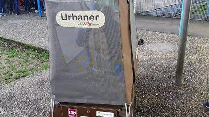 L'Urbaner, le tricycle électrique qui vous fera oublier votre voiture selon ses concepteurs
