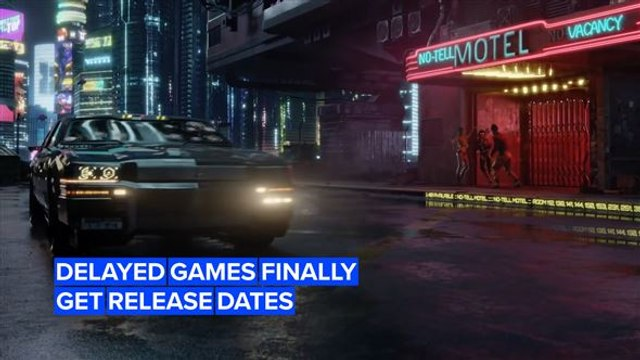 Bad news for gamers: These are the games with delayed release dates