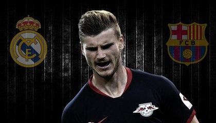 يورو بيبرز: فيرنر يرفض ريال مدريد وبرشلونة ويحدد مستقبله