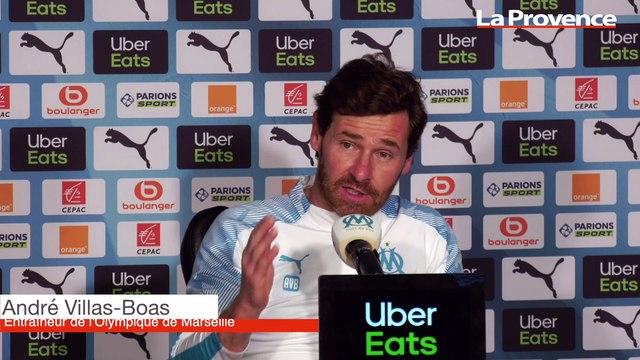 OM : Villas-Boas espère donner du temps de jeu à Thauvin contre Nantes