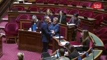 Autoconservation des gamètes : « En l'état de cet article 2, le gouvernement n'y est pas favorable » explique Adrien Taquet