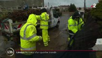 Tempête Gloria : les habitants de Limoux constatent les dégâts