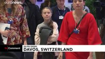 British royal Prince Charles meets climate activist Greta Thunberg