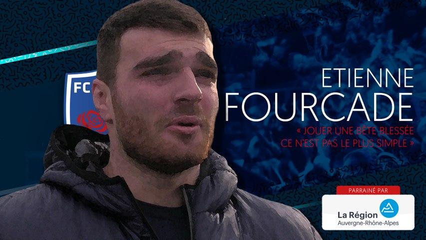 """Rugby : Video - Etienne Fourcade """"jouer une bête blessée ce n'est pas le plus simple"""""""