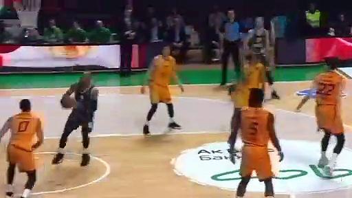 UNICS Kazan 94 - 69 Galatasaray Doğa Sigorta | Maç Özeti - EuroCup Top 16 - 3. Hafta