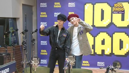[IDOL RADIO] Special DJ JIN YOUNG&BX ♡♥