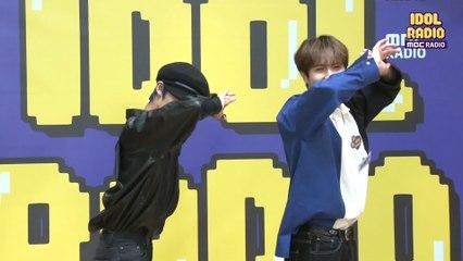 "[IDOL RADIO] JIN YOUNG & Dong-han ""MOCE""♪♬"