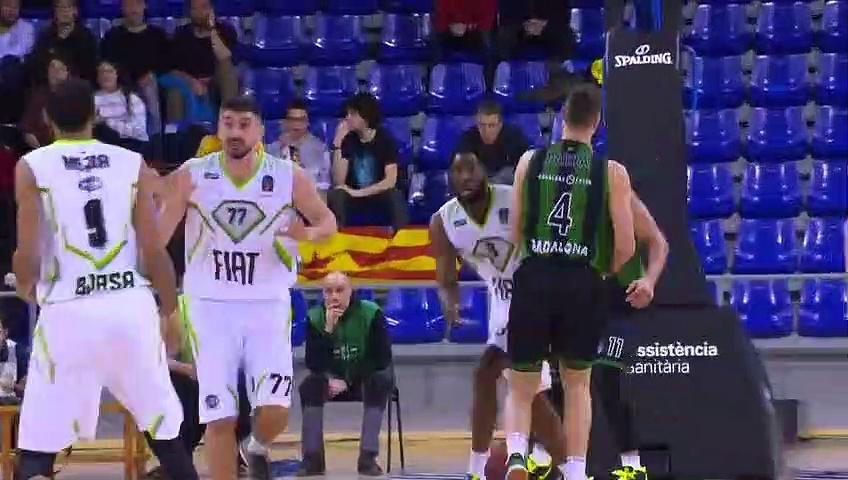 Joventut Badalona 88 - 84 Tofaş | Maç Özeti - EuroCup Top 16 - 3. Hafta