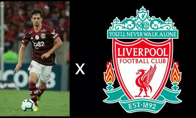 Rodrigo Caio vs Liverpool