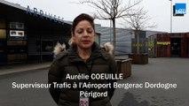 Aurélie COEUILLE / Superviseur Trafic à l'Aéroport Bergerac Dordogne Périgord
