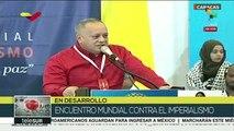 Inicia en Venezuela el Encuentro Internacional Contra el Imperialismo