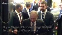 Les dirigeants du monde entier participent aux commémorations de la Shoah