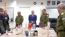 META NË IZRAEL DEKORATË NJËSISË SË KËRKIM SHPËTIMIT!