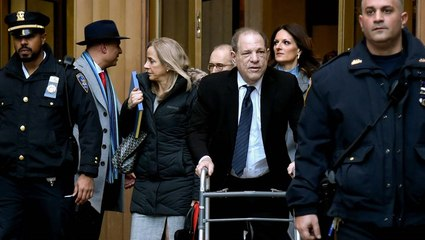 Harvey Weinstein Trial Day 1 Recap