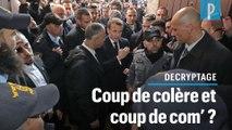 Colère de Macron à Jérusalem : coup de sang et coup de com' ?