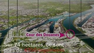 La Cour des Douanes se dévoile au Port du Rhin