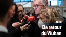 Français en provenance du Wuhan : « On est parti 30 minutes avant la fermeture de l'aéroport »