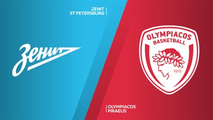EuroLeague 2019-20 Highlights Regular Season Round 21 video: Zenit 91-87 Olympiacos