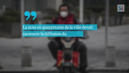 Épidémie en Chine : la ville de Wuhan mise en quarantaine
