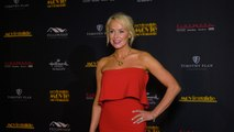 Josie Bissett 28th Annual Movieguide Awards Red Carpet Fashion