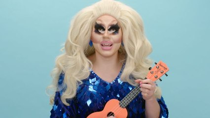 Trixie Mattel Sings and Takes the LGBTQuiz
