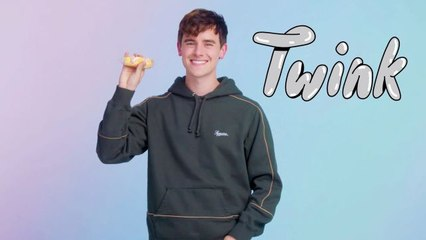 Connor Franta Explains the History Behind the Word 'Twink'