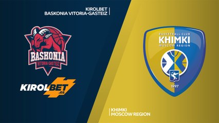 EuroLeague 2019-20 Highlights Regular Season Round 21 video: Baskonia 83-79 Khimki
