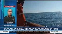 Tim Basarnas Masih Cari Sembilan Korban Hilang Kapal Tenggelam di Riau