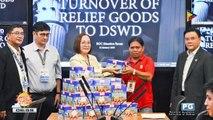 NEWS & VIEWS: Ilang ahensya ng goyerno, nag-donate sa Taal victims