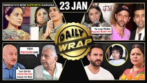 Akshay Kumar Durgavati, Kangana Ranaut SLAMS Bollywood Stars, Varun ANGRY On Fan | Top 10 News
