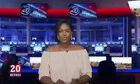 Le JT de 20h du 23/01/2020 de Espace TV