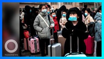 武漢封城大眾運輸停駛 小年夜不安寧