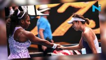 Australia Open: Serena Williams stunned by Wang Qiang in 3-set thriller