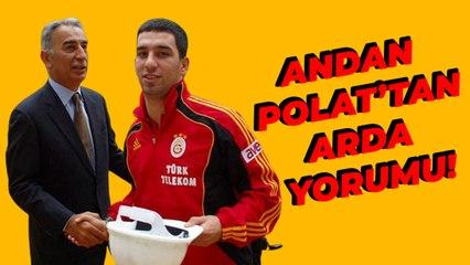 Adnan Polat: Arda Turan'ı ben kaptan yaptım, Galatasaray'a dönerse... | Skorer Özel