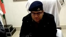 इटावा में क्राइम ब्रांच की कार्रवाई, 600 पेटी शराब के साथ दो आरोपी गिरफ्तार