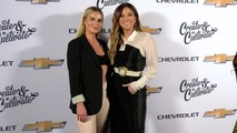 """Tanya Rad, Becca Tilley """"Create & Cultivate 100 Launch Party 2020"""" Black Carpet"""