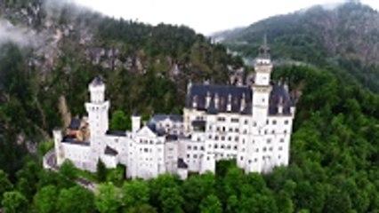 Schloss Neuschwanstein: Das Märchenschloss