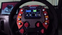 Nissan Leaf RC Nismo Interior Design