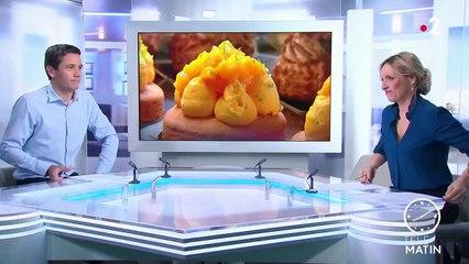 Diabète : un pâtissier élabore des gâteaux sans sucre