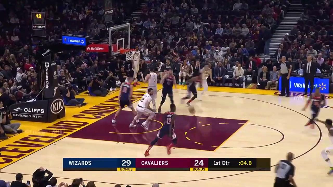 NBA'de Gecenin En Güzel 5 Oyunu | 23.01.2020