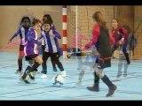 Les lionceaux en action - Tournoi Fosses 2020