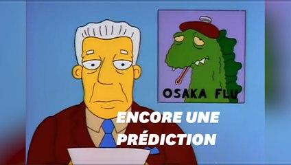 """Le coronavirus, encore un événement prédit dans """"Les Simpson"""" ?"""