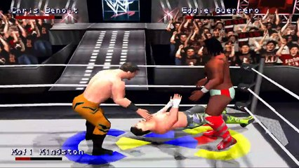 WWE Smackdown 2 - Chris Benoit season #14