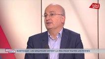 La PMA non remboursée pour les couples de femmes : « une discrimination évidente » pour Bernard Jomier