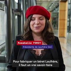 Grande expo du Fabriqué en France   Le béret Laulhère