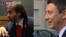 Municipales à Paris : Cédric Villani et Benjamin Griveaux, le duel fraticide