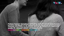 PP Muhammadiyah: Vape dan Rokok Elektrik Haram!
