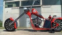 World's biggest motorbike | Motor Cycle | Bike | Guinness World Record |  दुनिया की सबसे बड़ी बाइक | Knowledge Ki Duniya