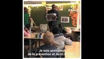 Dans les coulisses de Paris : Ibrahima, ambassadeur du tri des déchets à la Ville de Paris
