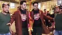 Varun Dhawan PUSHES Fan To Protect Shraddha Kapoor